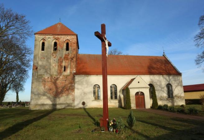 Obryta Kościół filialny pw NMP Łaskawej