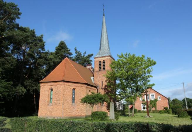 Wierzchosław Kościół filialny pw św.Stanisława BM