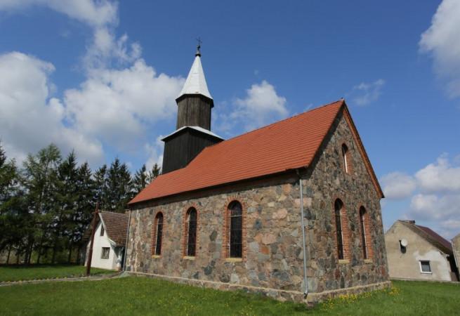 Kościuszki Kościół filialny pw św.Stanisława Kostki