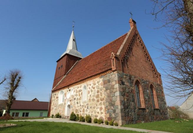Słodkowo Kościół filialny pw św. Józefa