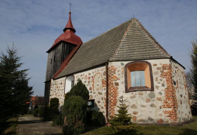 Słodkówko Kościół filialny pw MB Szkaplerznej