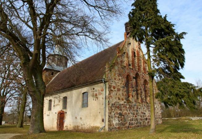 Suchanówko Kościół filialny pw Chrystusa Króla
