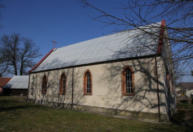 Baniewice Kościół filialny pw Najświętszego Serca Pana Jezusa