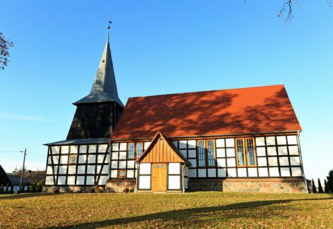 Świeszewo Kościół parafialny pw MB Częstochowskiej