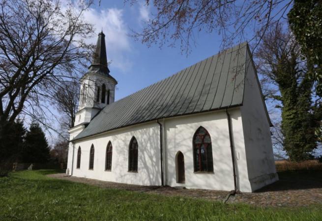Karsibór Kościół filialny pw Niepokalanego Poczęcia NMP