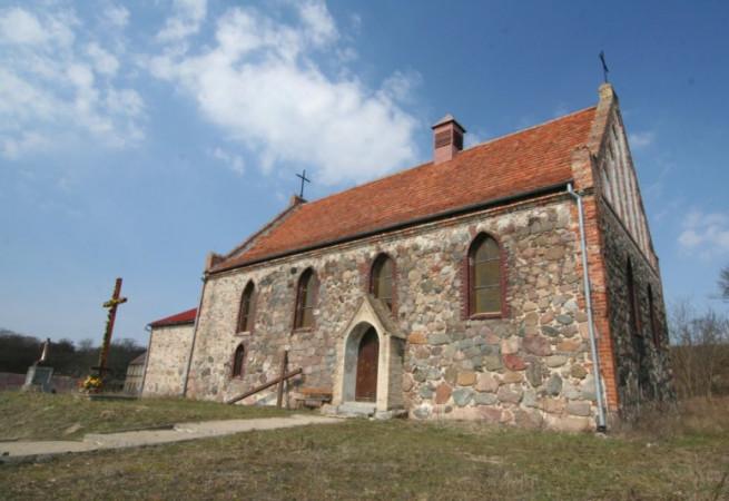 Kostrzynek Stary Kościół filialny pw Miłosierdzia Bożego