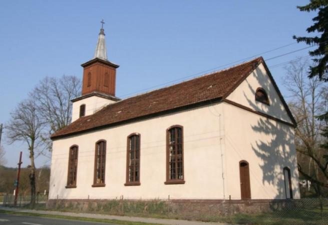 Rudnica Stara Kościół filialny pw Najśw.Serca Pana Jezusa