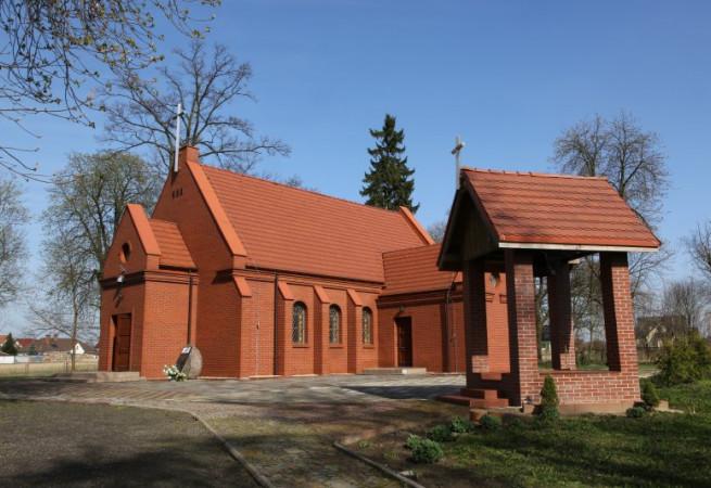 Lipnik Kościół filialny pw Matki Bożej Nieustającej Pomocy