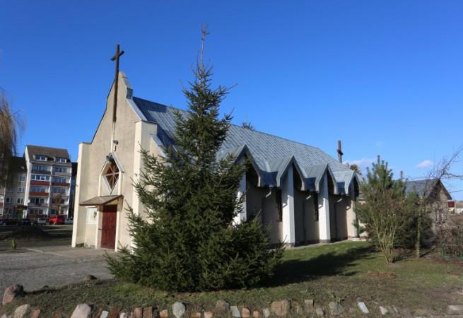 Stargard Kaplica pw Przemienienia Pańskiego