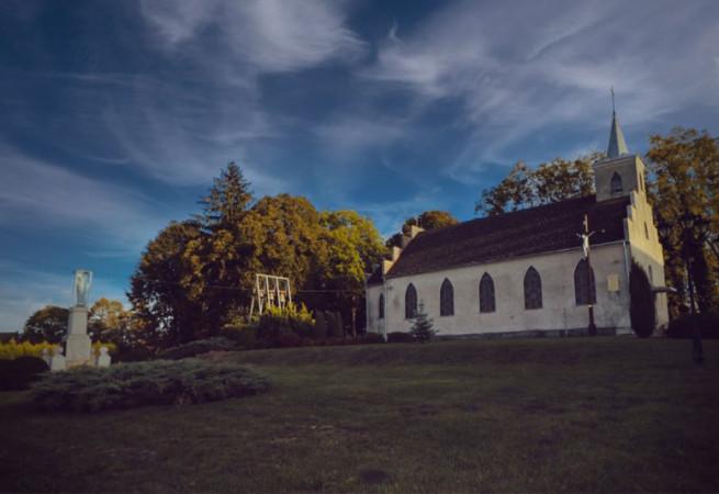 Ściechów Kościół parafialny pw św. Antoniego z Padwy
