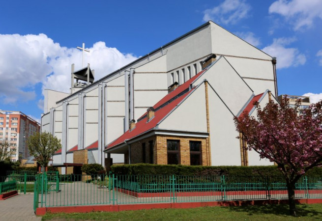 Szczecin Kościół parafialny pw św. Ottona
