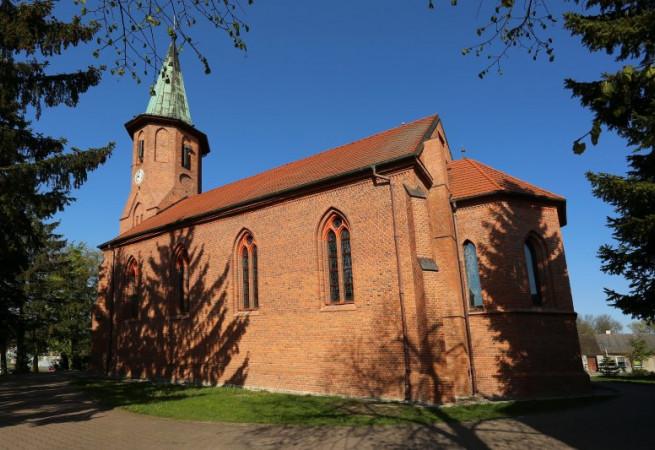 Szczecin Kościół parafialny pw św. Antoniego