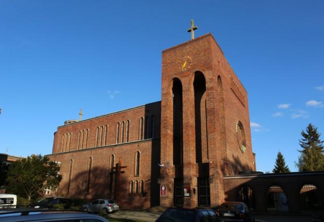 Szczecin Kościół parafialny pw św. Rodziny