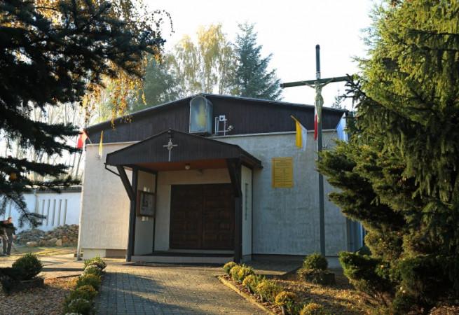 Szczecin Kościół parafialny pw Niep. Poczęcia NMP
