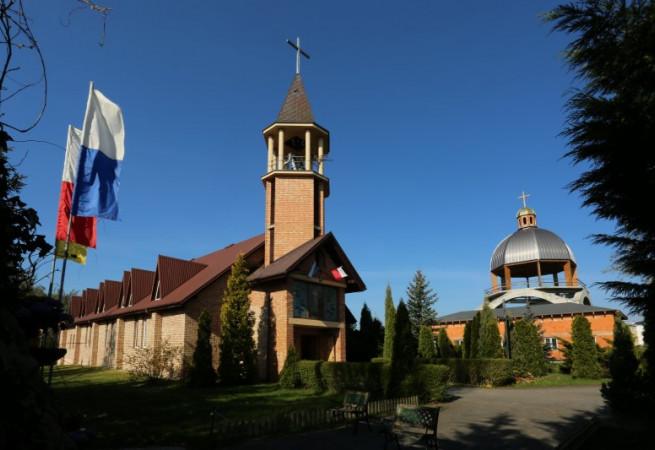 Szczecin Kościół parafialny pw św. Jadwigi Królowej