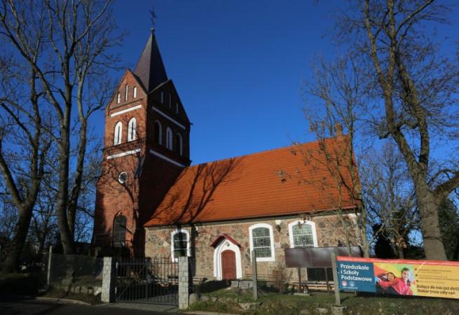 Szczecin Kościół filialny pw Matki Bożej Różańcowej