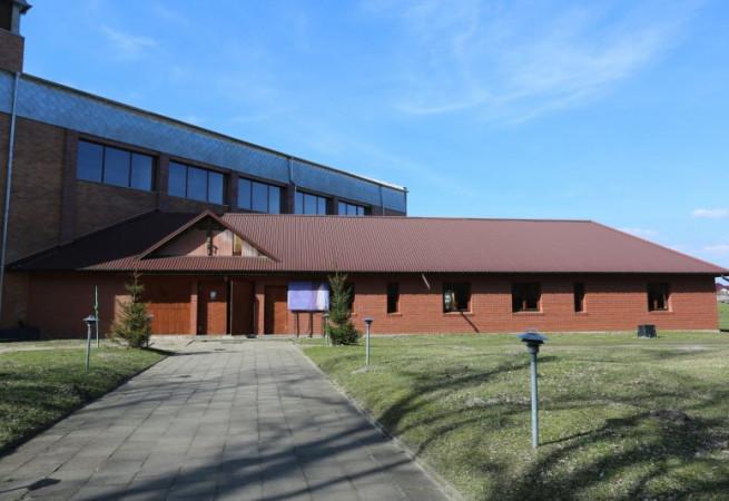 Szczecin Kościół parafialny pw św. Tomasza Apostoła