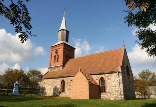 Załęże Kościół filialny pw Wniebowzięcia NMP