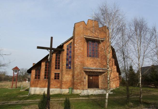 Chomętowo Kościół filialny pw Świętej Rodziny z Nazaretu