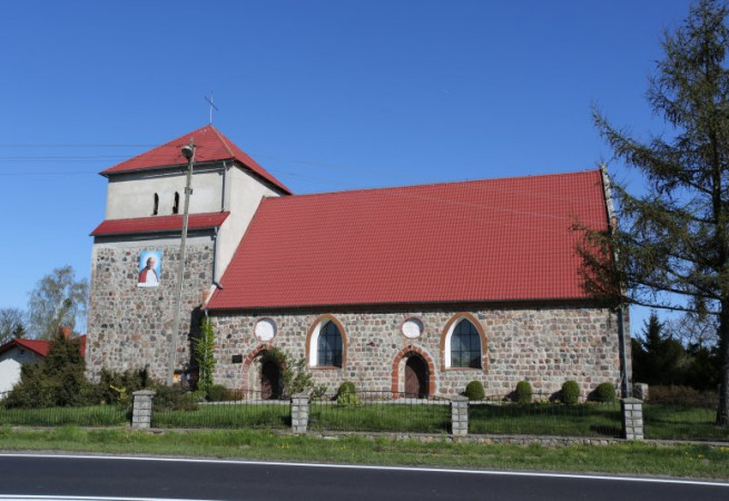 Wapnica Kościół parafialny pw św. Jana Kantego