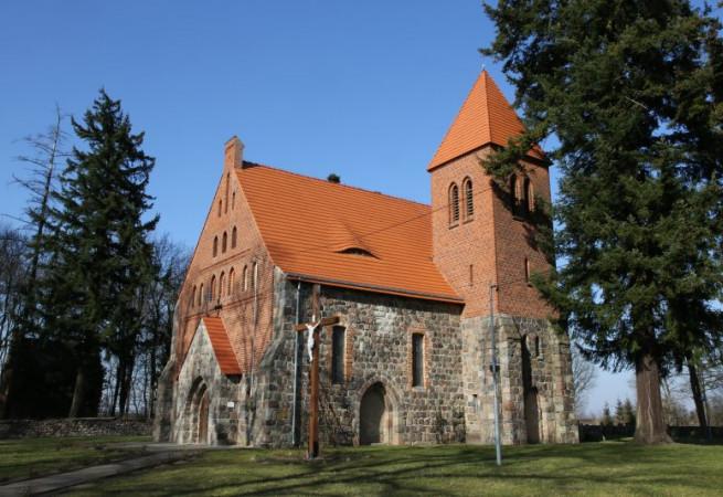 Chełm Dolny Kościół filialny pw Najśw.Serca Pana Jezusa