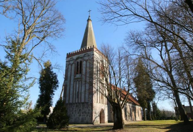 Barnim Kościół filialny pw Narodzenia NMP