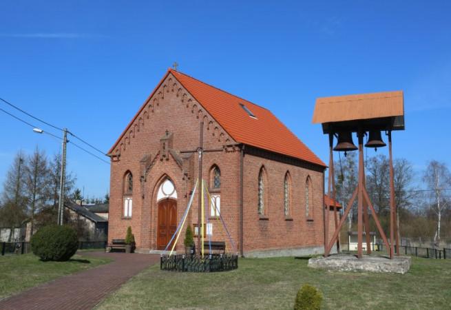 Pniewo Kościół filialny pw MB Różańcowej