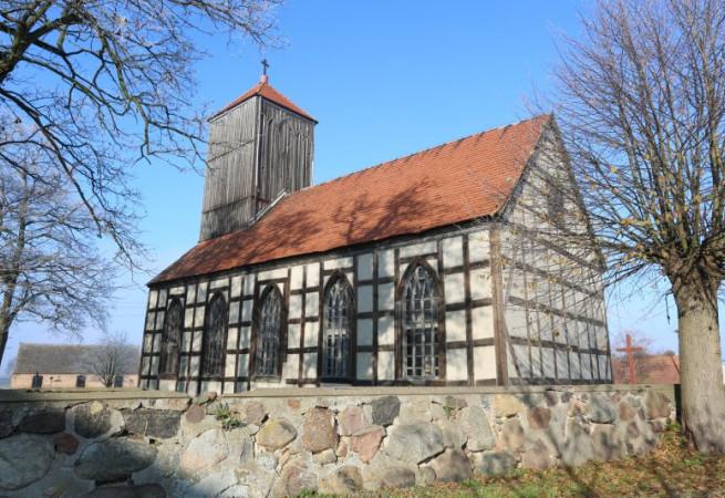Marwice Kościół filialny pw Wniebowzięcia NMP