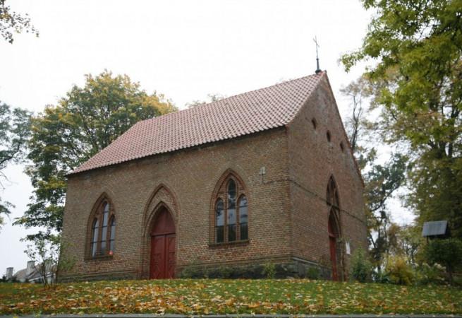 Wiejkowo Kościół filialny pw Niepokalanego Poczęcia NMP