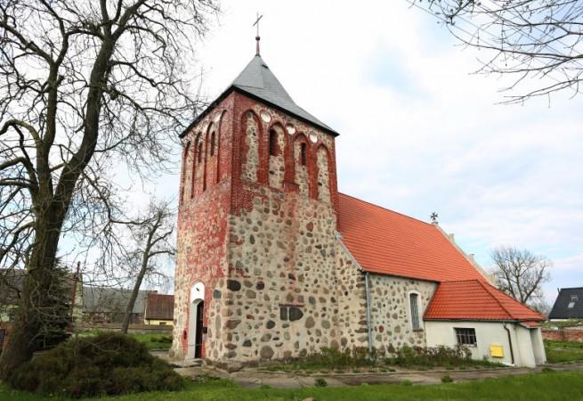 Witkowo II Kościół filialny pw MB Różańcowej