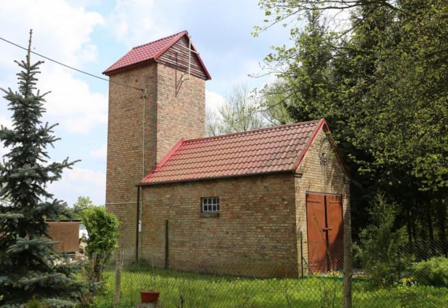 Rynowo parafia Zajezierze Kaplica pw MB Częstochowskiej