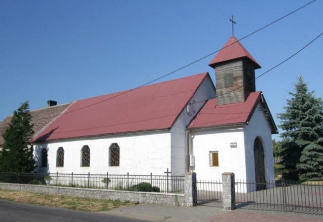 Pławno Kościół filialny pw św.Izydora