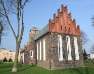 Banie Rzymskokatolicka parafia p.w. MB Wspomożenia Wiernych