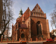 Gryfice Rzymskokatolicka parafia p.w. Wniebowzięcia NMP