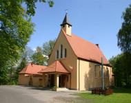 Szczecin Rzymskokatolicka parafia p.w. MB Ostrobramskiej