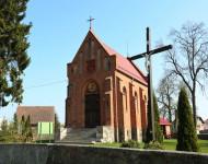 Barzkowice Rzymskokatolicka parafia p.w. św. Ap. Piotra i Pawła