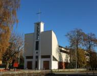 Dziwnów Rzymskokatolicka parafia p.w. św. Józefa