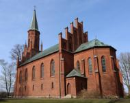 Kołczewo Rzymskokatolicka parafia p.w. św. Katarzyny