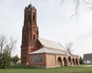 Krzemlin Rzymskokatolicka parafia p.w. św. Wojciecha BM