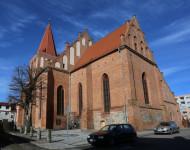 Myślibórz Rzymskokatolicka parafia p.w. św. Jana Chrzciciela
