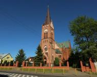 Płoty Rzymskokatolicka parafia p.w. Przemienienia Pańskiego