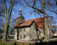 Przelewice Rzymskokatolicka parafia p.w. MB Królowej Polski