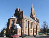 Stargard Rzymskokatolicka parafia p.w. Ducha Świętego