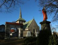 Szczecin Rzymskokatolicka parafia p.w. MB Różańcowej
