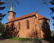 Szczecin Rzymskokatolicka parafia p.w. św. Antoniego