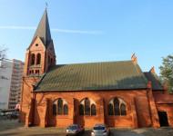 Szczecin Rzymskokatolicka parafia p.w. Świętego Ducha