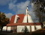 Szczecin Rzymskokatolicka parafia p.w. Miłosierdzia Bożego