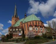 Szczecin Rzymskokatolicka parafia p.w. św. Jakuba Ap.
