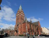 Szczecin Rzymskokatolicka parafia p.w. przy Bazylice św. Jana Chrzciciela