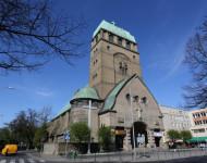 Szczecin Rzymskokatolicka parafia p.w. Najśw. Serca Pana Jezusa